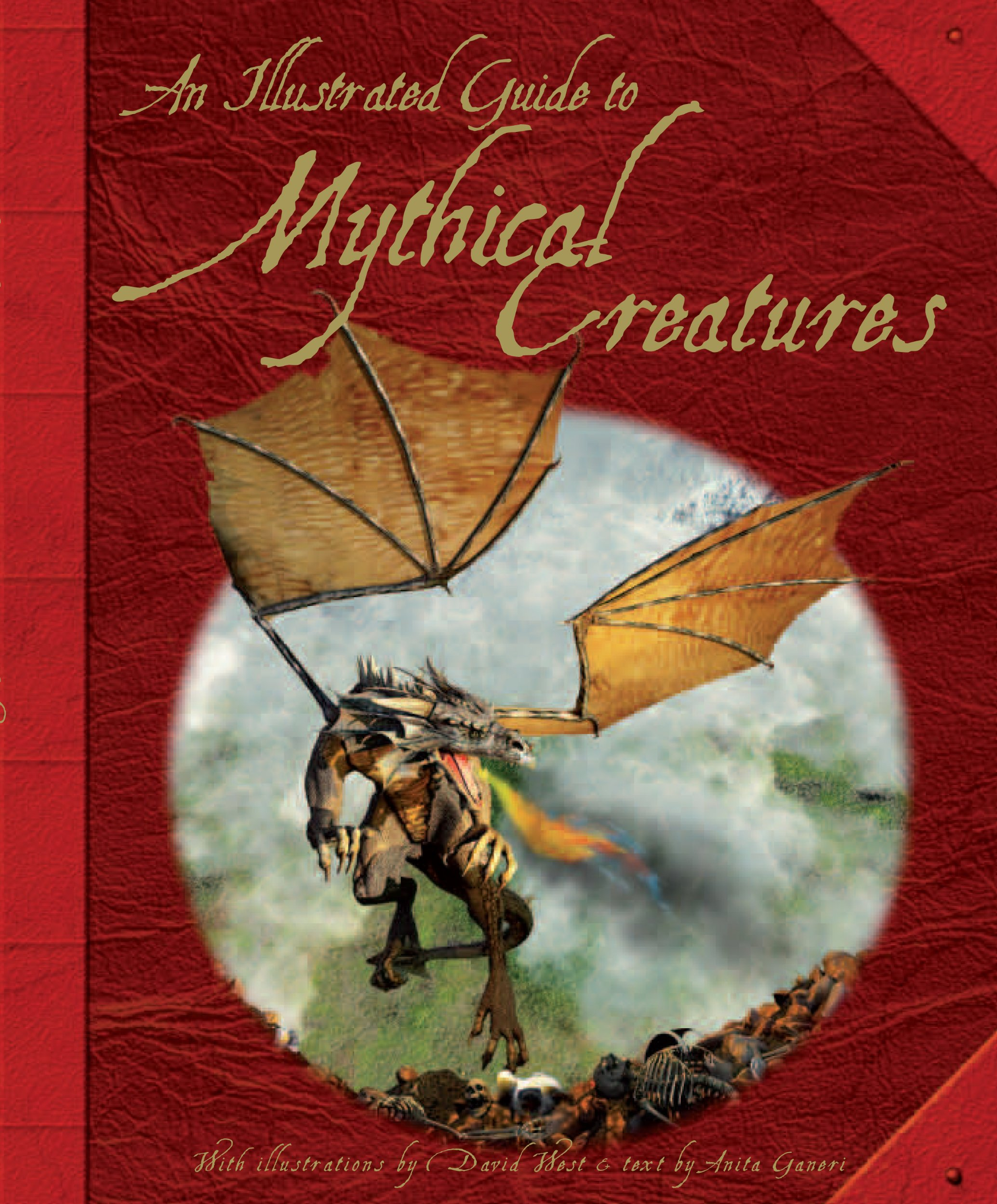 encyclopedia of mythical creatures book