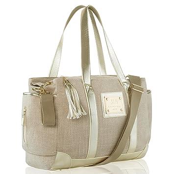 Amazon.com  Designer Tote Diaper Bag  a388830aadc10