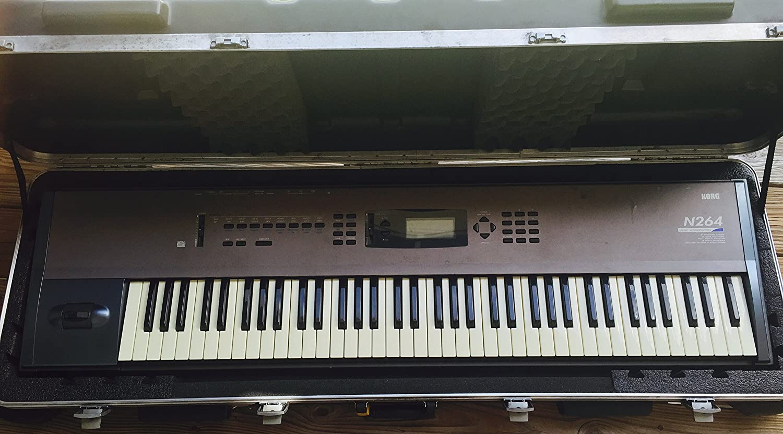 Korg N264 música sintetizador: Amazon.es: Instrumentos musicales