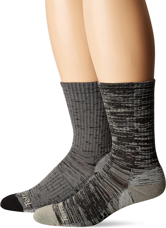 Terramar Unisex Merino Lite Hiker Crew Socks