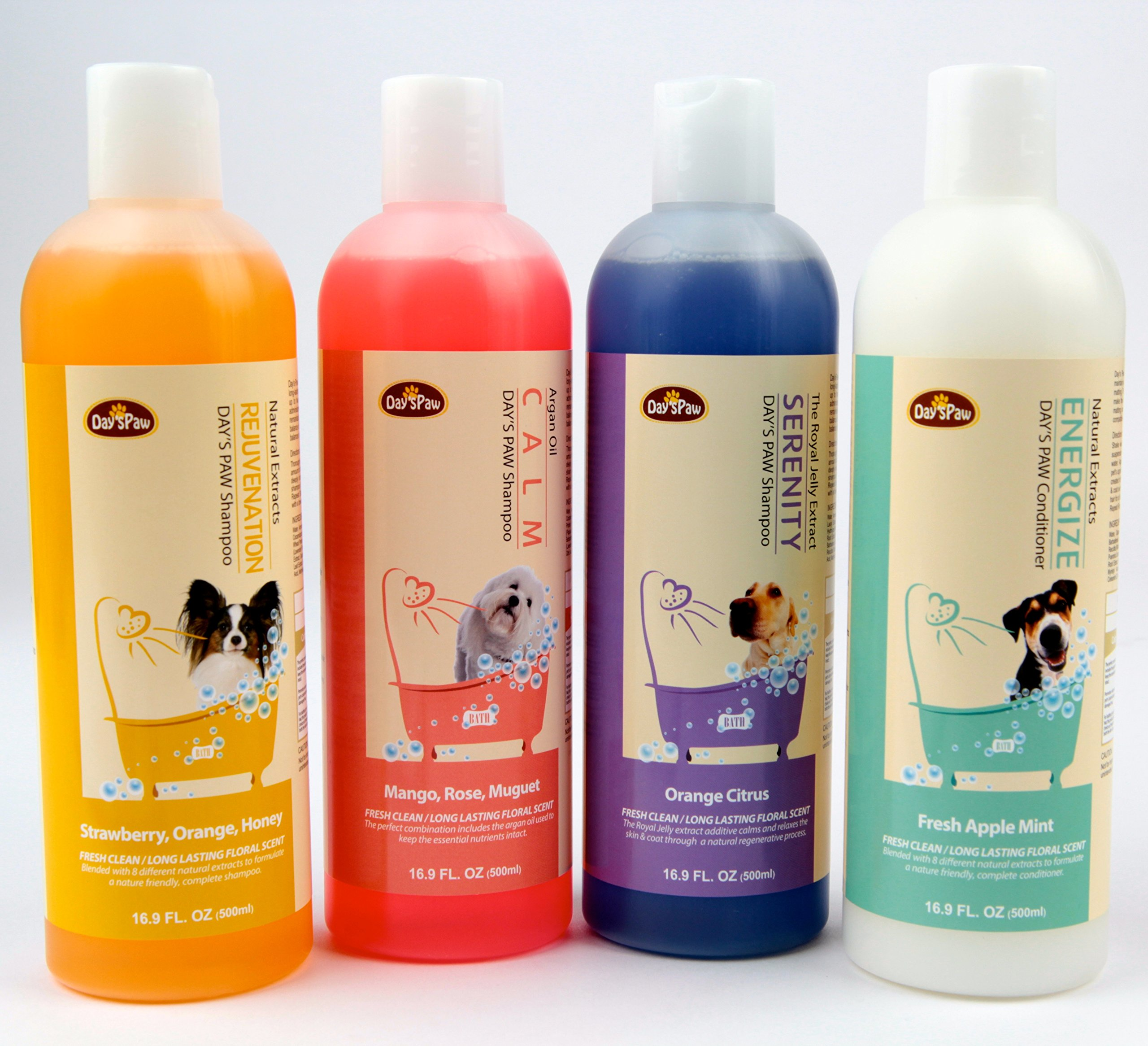 Alpha Dog Series ''Day's Paw Energizer Conditioner - (Pack of 6)