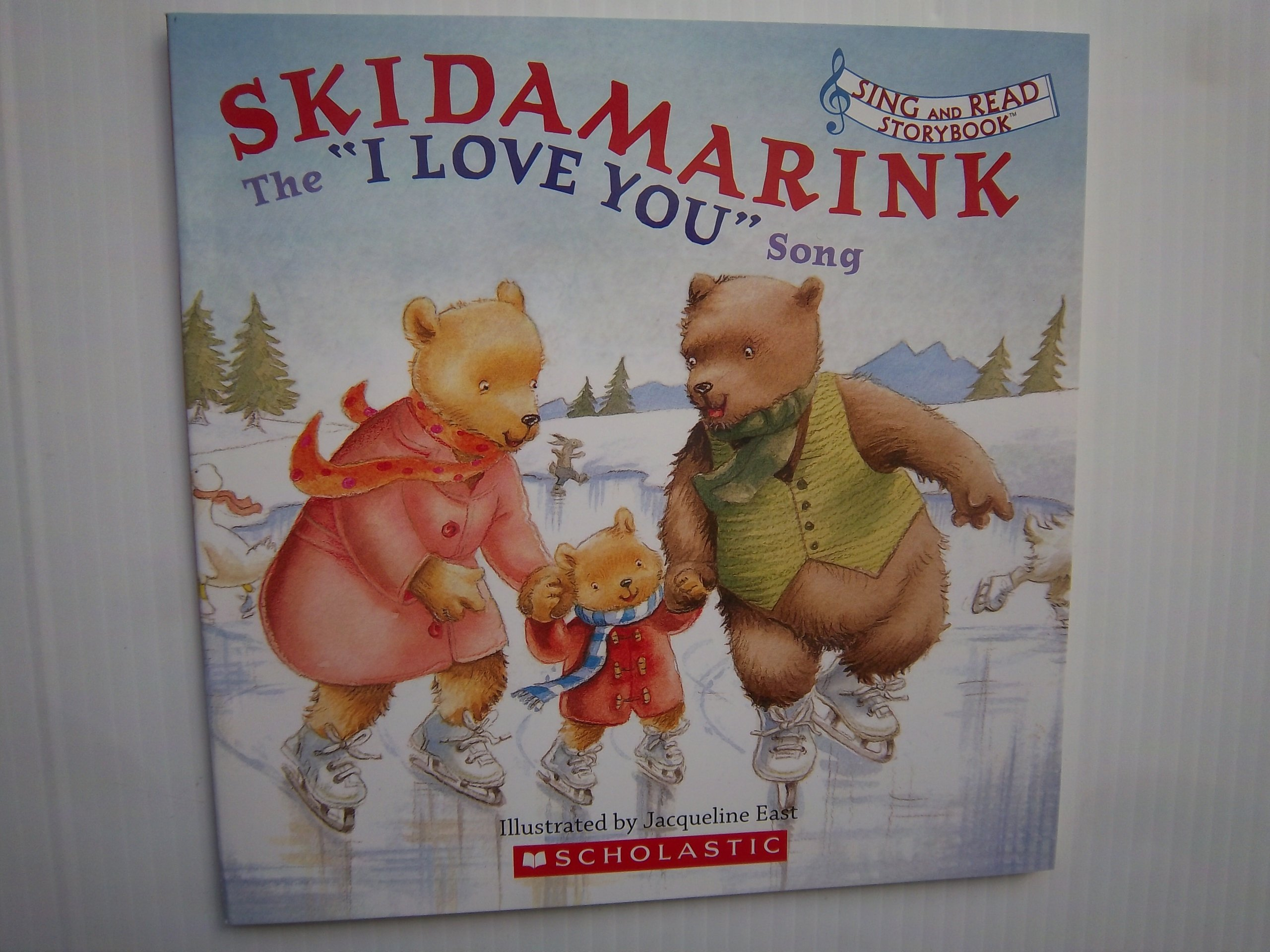"Skidamarink, the ""I Love You "" Song pdf"