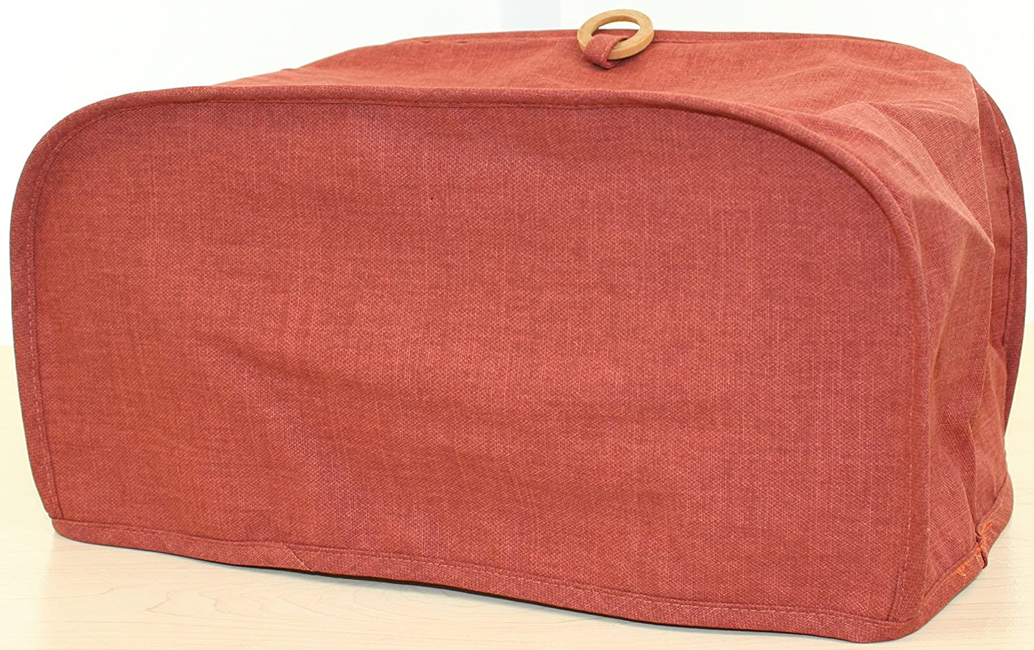 America At Home Toaster Oven Cover Red