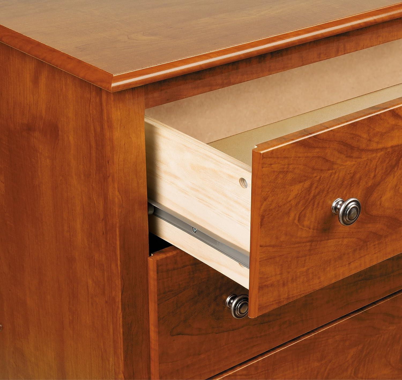 Black Sonoma 6 Drawer Dresser