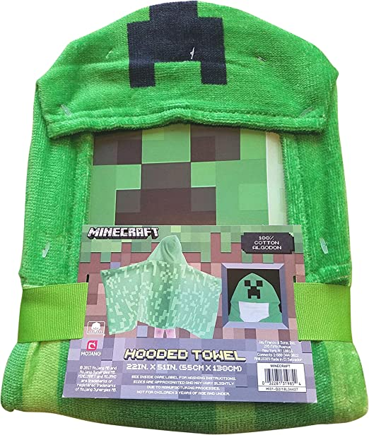 What does a creeper look like