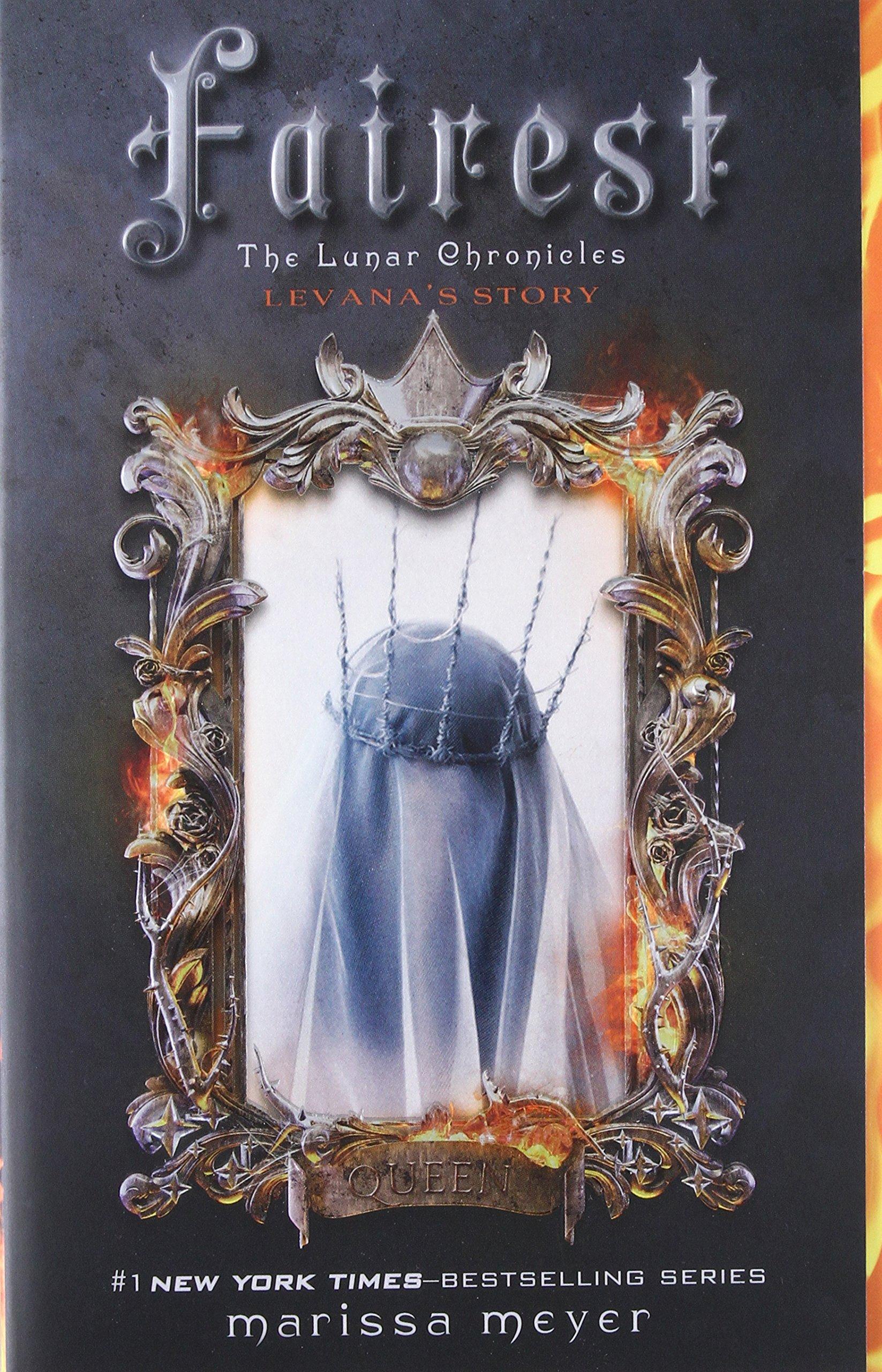 Fairest (The Lunar Chronicles)