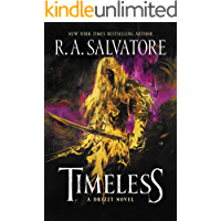 Timeless: A Drizzt Novel (Generations Book 1) book cover