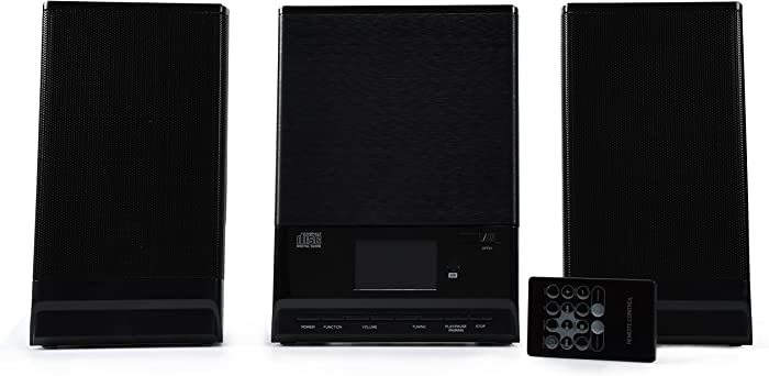 Top 10 5 Cd Home Stereo Dual Cassette