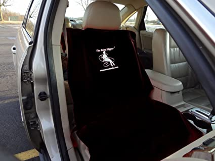 Swivel Car Seat >> Swivel Car Seat Cover Black