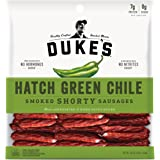 DUKE'S Hatch Green Chile Shorty Smoked Sausages, 16.0-ounce Bag