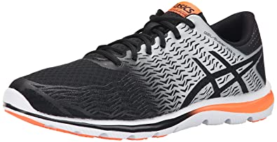 882a99d97553 ASICS Men s Gel-Super J33 2-M Running Shoe Black Silver Flash