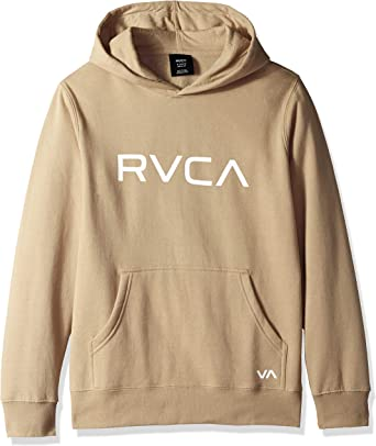 RVCA Boys Big Pullover Hooded Sweatshirt B606QR0B