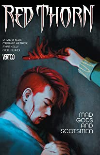 Red Thorn Vol 2 Mad Gods And Scotsmen