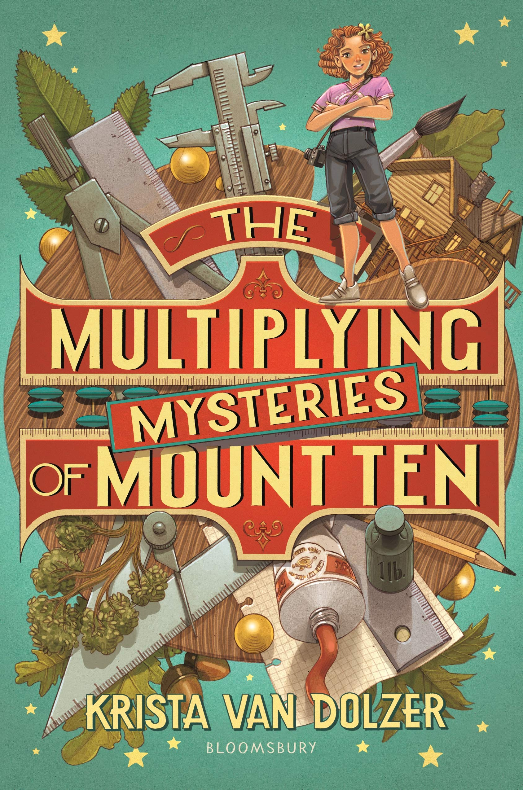 Image result for the multiplying mysteries of mount ten