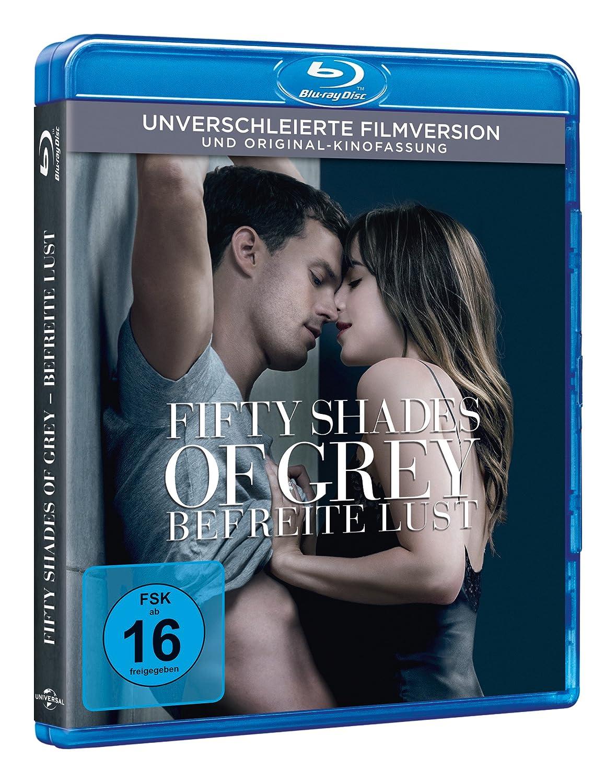 Fifty Shades Of Grey Befreite Lust Blu Ray Amazonde Dakota