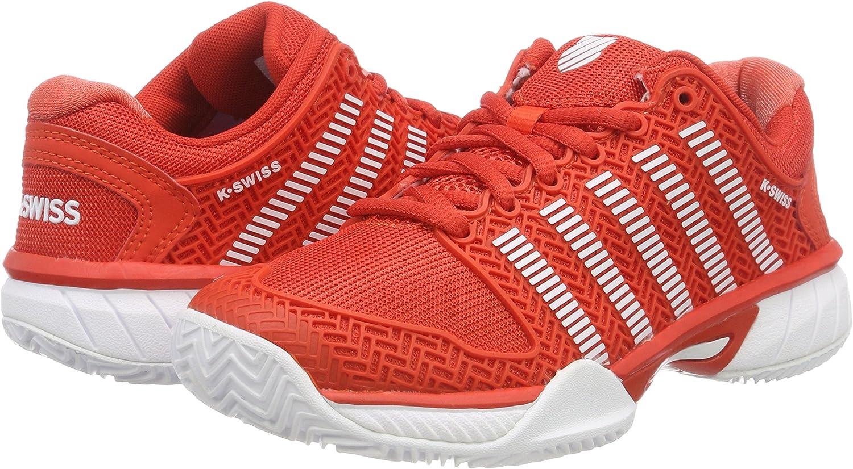 K-Swiss Hypercourt Express Junior Tenis: Amazon.es: Zapatos y ...