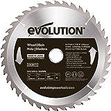 Evolution 230 WD Lame à bois TCT pour scie circulaire 230mm