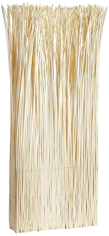 Catral Dasui - Oggetto di Design Realizzato con canne Decorative, Sbiancato, in Legno, Colore Marrone, 125 x 50 x 14 cm 125x 50x 14cm 72040018