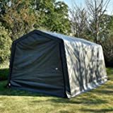 UHOM Auto Shelter 10x15X8 Portable Outdoor Garage