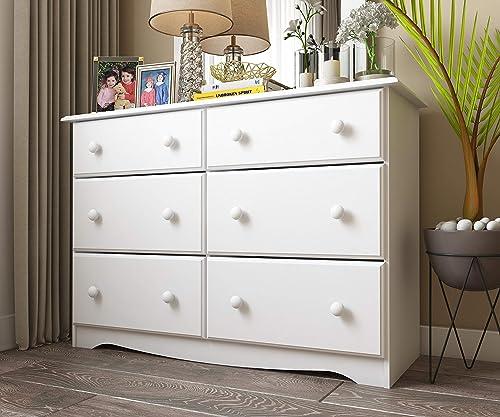 Cheap 100 Solid Wood Double Dresser bedroom dresser for sale