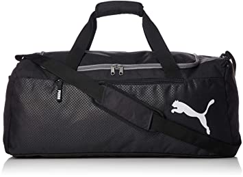 be7eb0658 Puma Fundamentals Sports Bag M Bolso, Unisex Adulto, Gris Black, OSFA:  Amazon.es: Deportes y aire libre