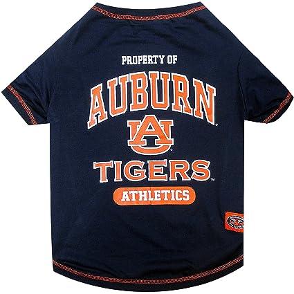 a8140c3d2be Amazon.com : NCAA Auburn Tigers Dog T-Shirt, Small : Pet Supplies
