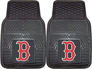 product image for FANMATS MLB Boston Red Sox Vinyl Heavy Duty Car Mat