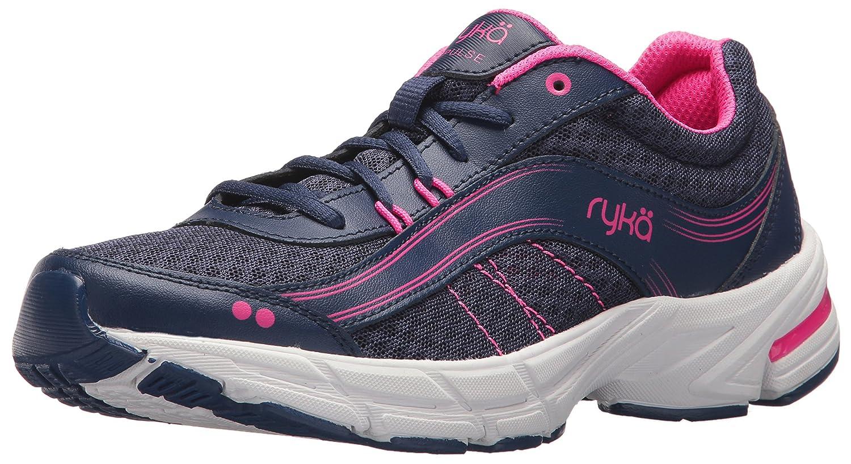Ryka Women's Impulse Walking Shoe B071X4ZX32 7 W US|Blue/Pink