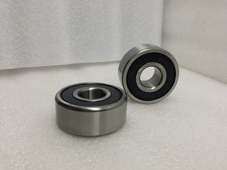 Harley Davidson 3//4 Bore Sealed wheel bearings pair 25-1368