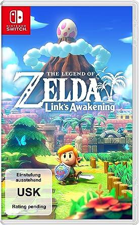 The Legend Of Zelda Links Awakening Amazonde Games