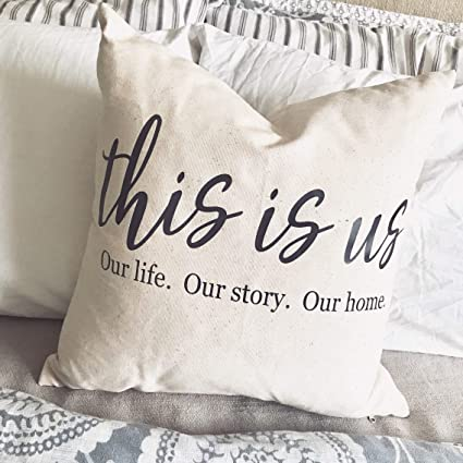 Amazon Com Penelope This Is Us This Is Us Pillow Farmhouse