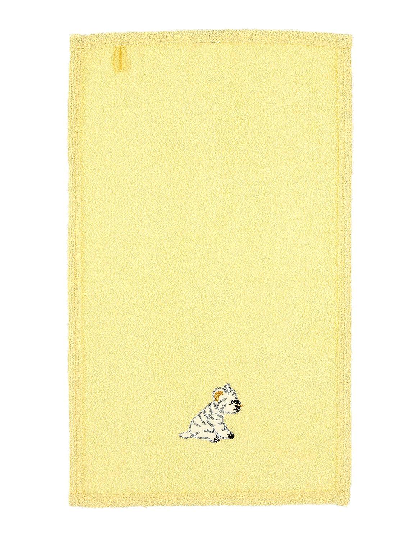 50 x 30 cm Gelb Sterntaler Kinderhandtuch Kuschelzoo Alter: ab 0 Monate Tiger Tapsi