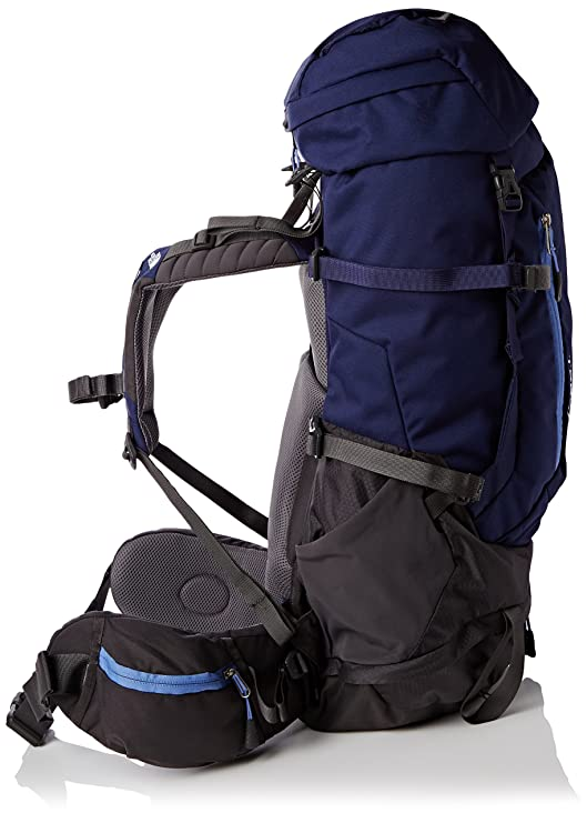 The North Face WTerra Mochila Terra 55 para Mujer, Unisex Adulto, Patriot Blue/Persian Jewl, XS/s: Amazon.es: Deportes y aire libre
