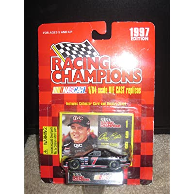 Racing Champions 1/64 Scale Die Cast Replicas-Geoff Bodine: Toys & Games