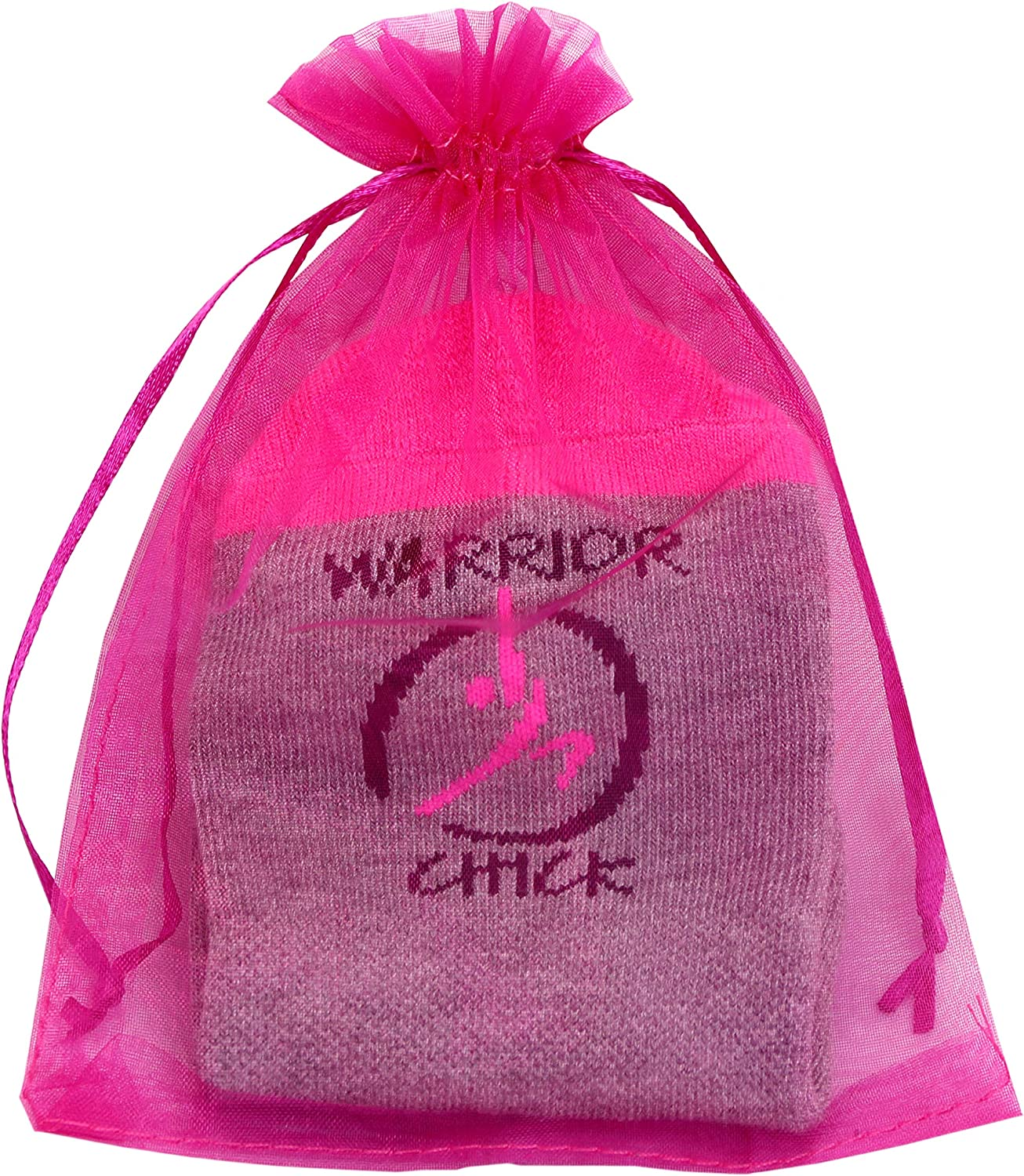 "Toe Talk""Warrior Chick"" Non Slip Grip Socks for Pilates Yoga Barre Tai Chi Dance Meditation & Mindful Living: Clothing"