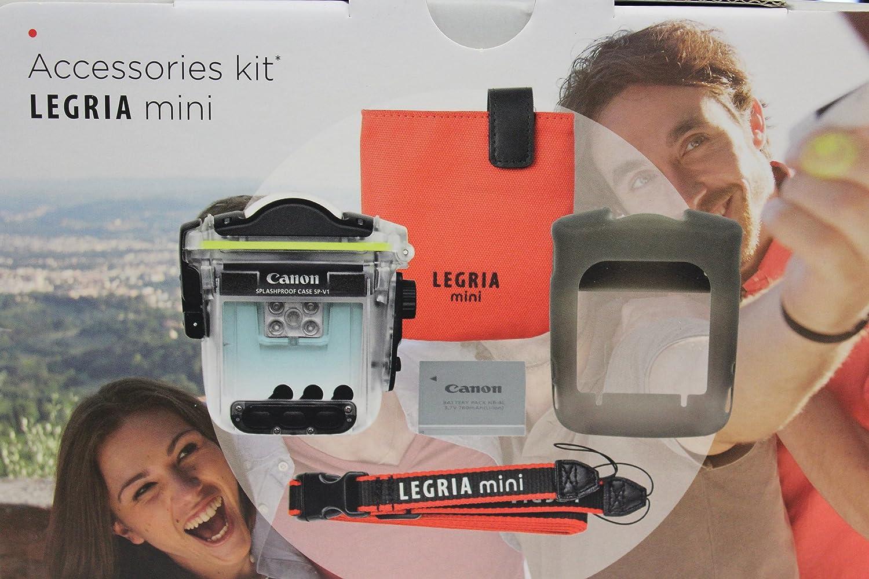 Kit accessori Canon per Legria Mini Canon Italia S.p.A. 8901B003