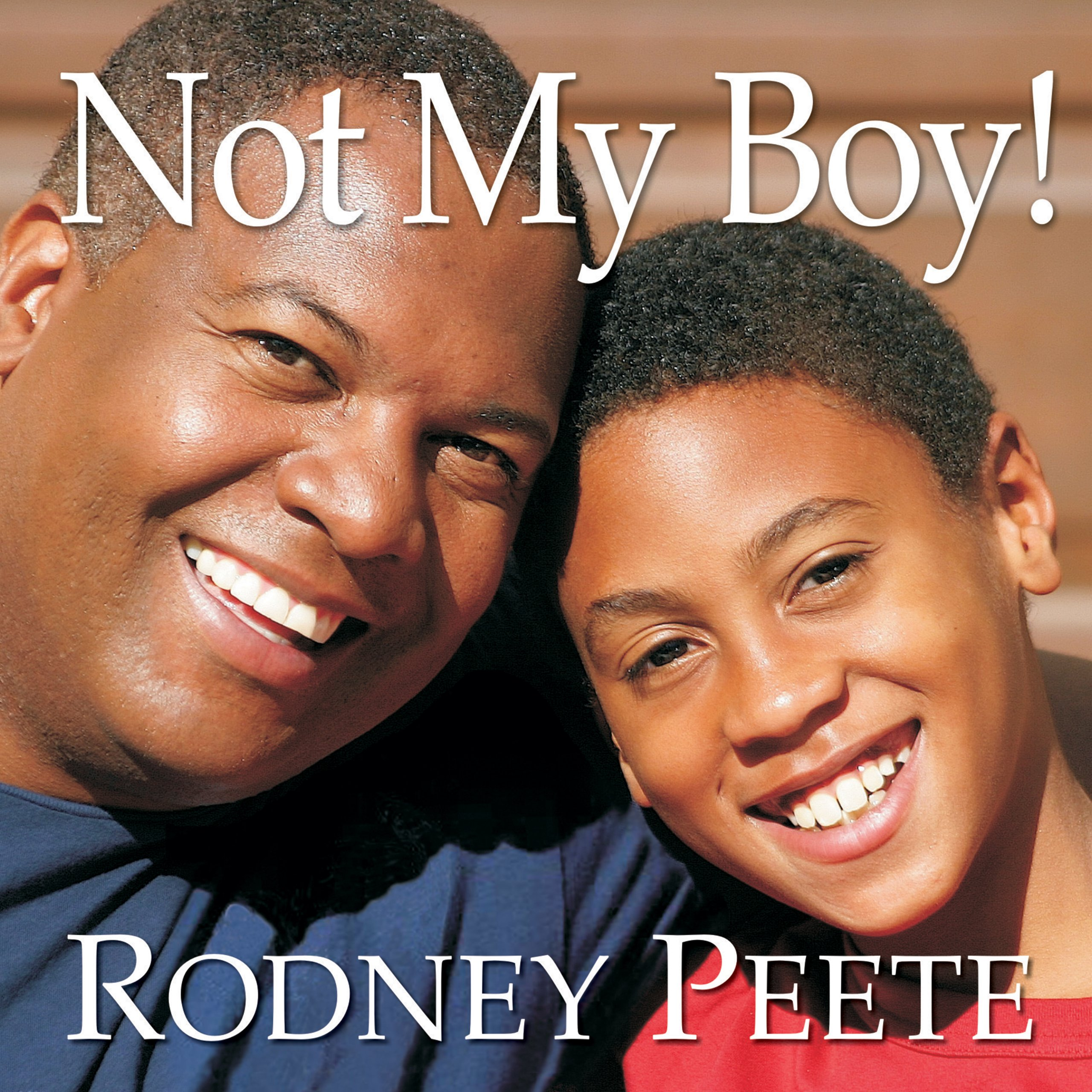 Not My Boy!: A Father, a Son, and One Family's Journey with Autism by Tantor Audio (Image #1)