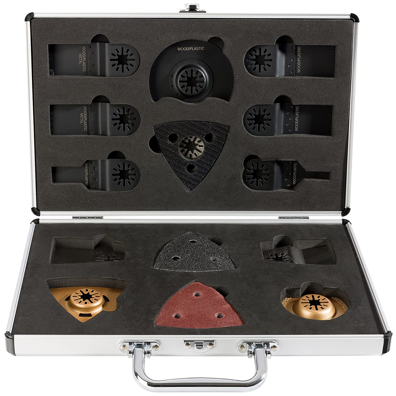 4 oder 8 teiliges Multitool Zubehörset Case Werkzeug Multifunktionswerkzeug