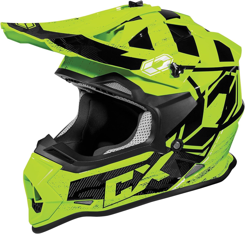 Castle Mode Stance MX Offroad Helmet Pink LG Mode MX Stance Helmet