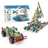 K'NEX 70 Model Building Set - 705 Pieces - Ages 7+ Engineering Education Toy (Amazon Exclusive)