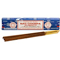 Satya Sai Baba Nag Champa Incense Sticks 15g