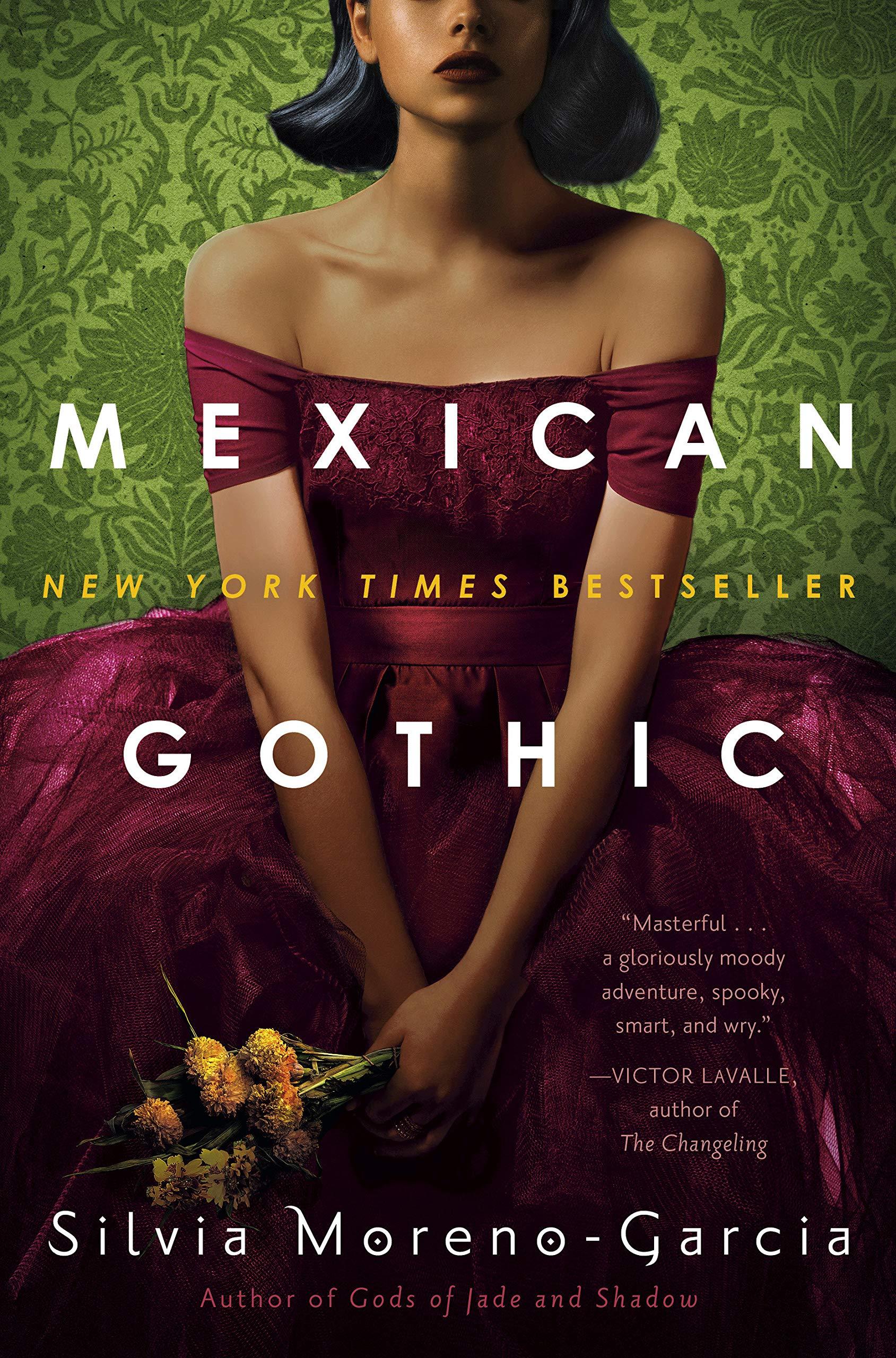 Mexican Gothic: Amazon.co.uk: Moreno-Garcia, Silvi: 9780525620785: Books