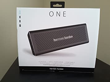 The 8 best harman kardon one portable bluetooth speaker black