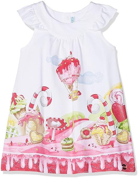Mayoral 1980, Vestido para Niñas, Rosa (Fucsia), 182 (Tamaño del Fabricante:18): Amazon.es: Ropa y accesorios
