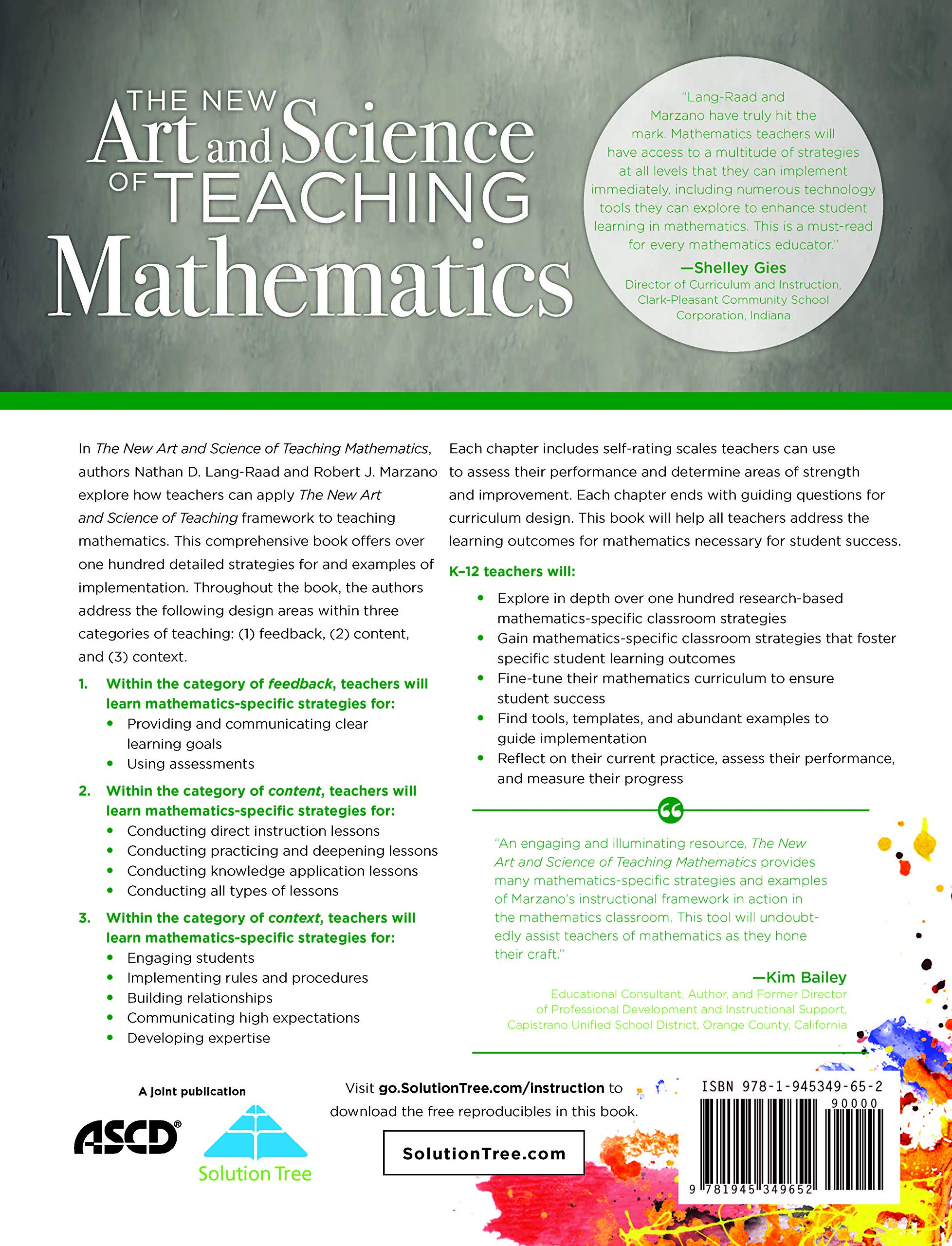 Amazon com: The New Art and Science of Teaching Mathematics