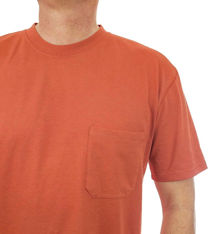 Insect Shield Mens UPF Dri-Balance Short Sleeve Pocket Tee