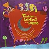 Comptines des animaux de la ferme (1CD audio)