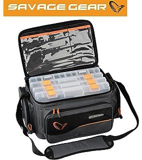 6 Tackle Boxen NEU Savage Gear Lure Specialist Bag L Tasche 35x50x25cm inkl