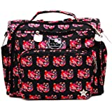 Ju-Ju-Be Hello Kitty Collection B.F.F. Convertible Diaper Bag, Hello Perky