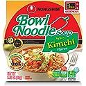 4-Pack NongShim Bowl Noodle Soup (3.03 Ounce)